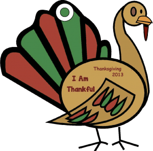 Turkey Ornament Craft