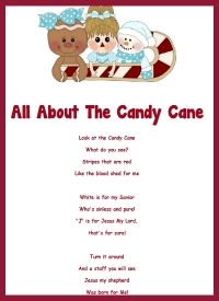 Candy Cane Fun for Kids