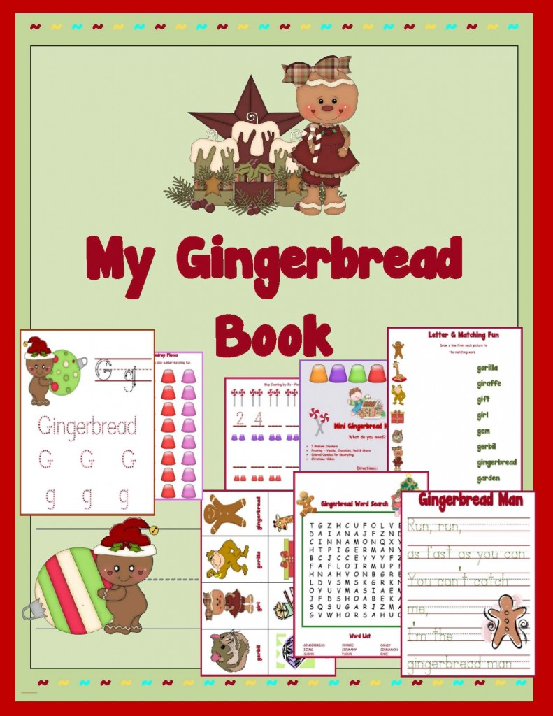 Gingerbread for Kids