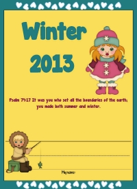 Winter Printable Activities for Kids