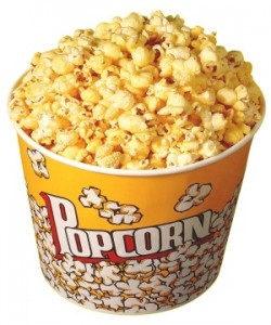 National Popcorn Day Activities