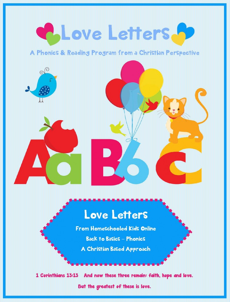 Love Letters Phonics Program