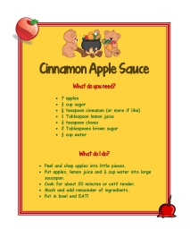 Easy Apple Sauce