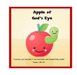 Apple of God's Eye