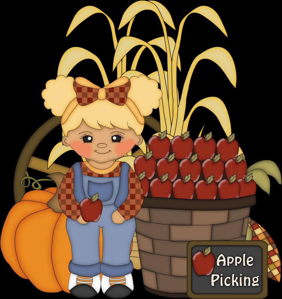 Fall Festival Girl