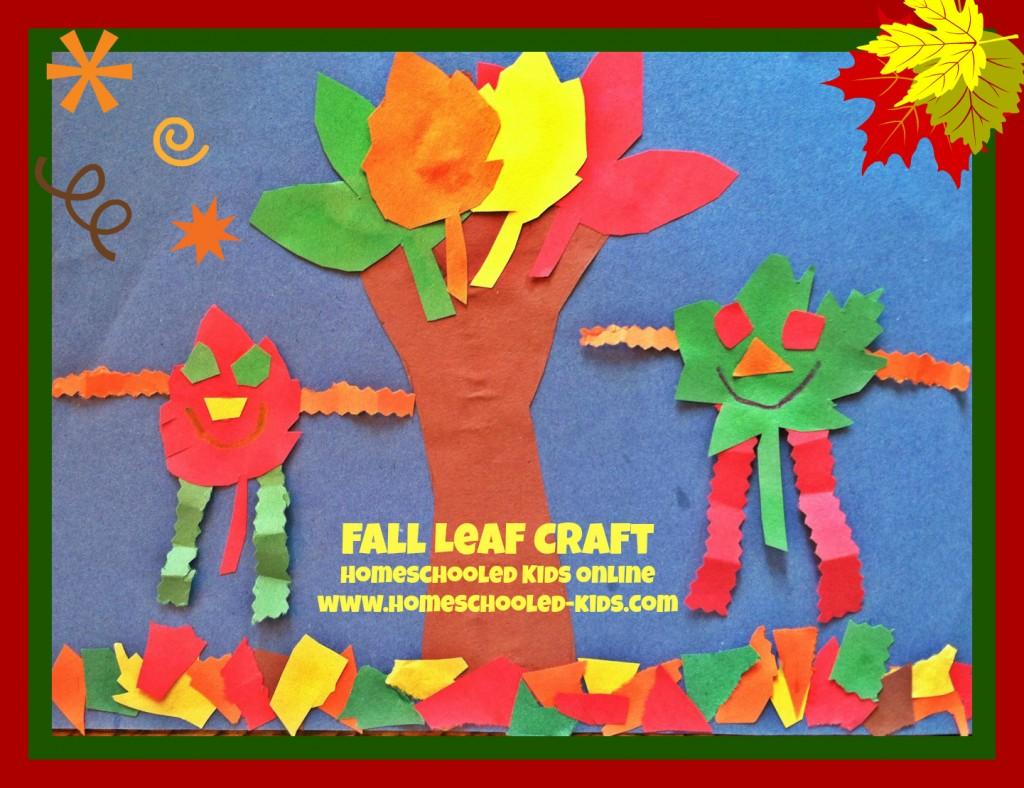 Fall Leaf People
