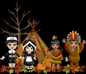 Thanksgiving Devotion for Kids